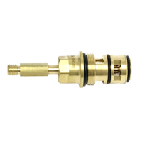Rohl 3104-0800 Diverter Sub-Assembly Complete Only For Rmv-2 Rpc-2 And Ref-2 Pressure Balance Valves With Manual Reset Or Mechanical Push Pull System Send